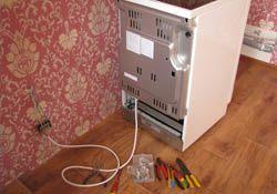 Подключение электроплиты. Яровские электрики.