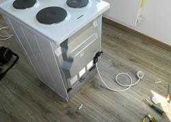 Установка, подключение электроплит город Яровое