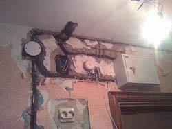 Замена электропроводки в Яровое