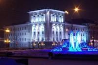 освещение фасадов в Яровое