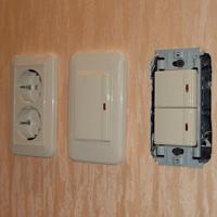 Монтаж, ремонт, замена выключателей Яровое
